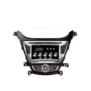 SatNav for Hyundai Elantra 2012   8 Inch