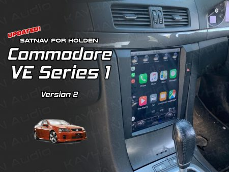 VE Commodore Series 1 Stereo